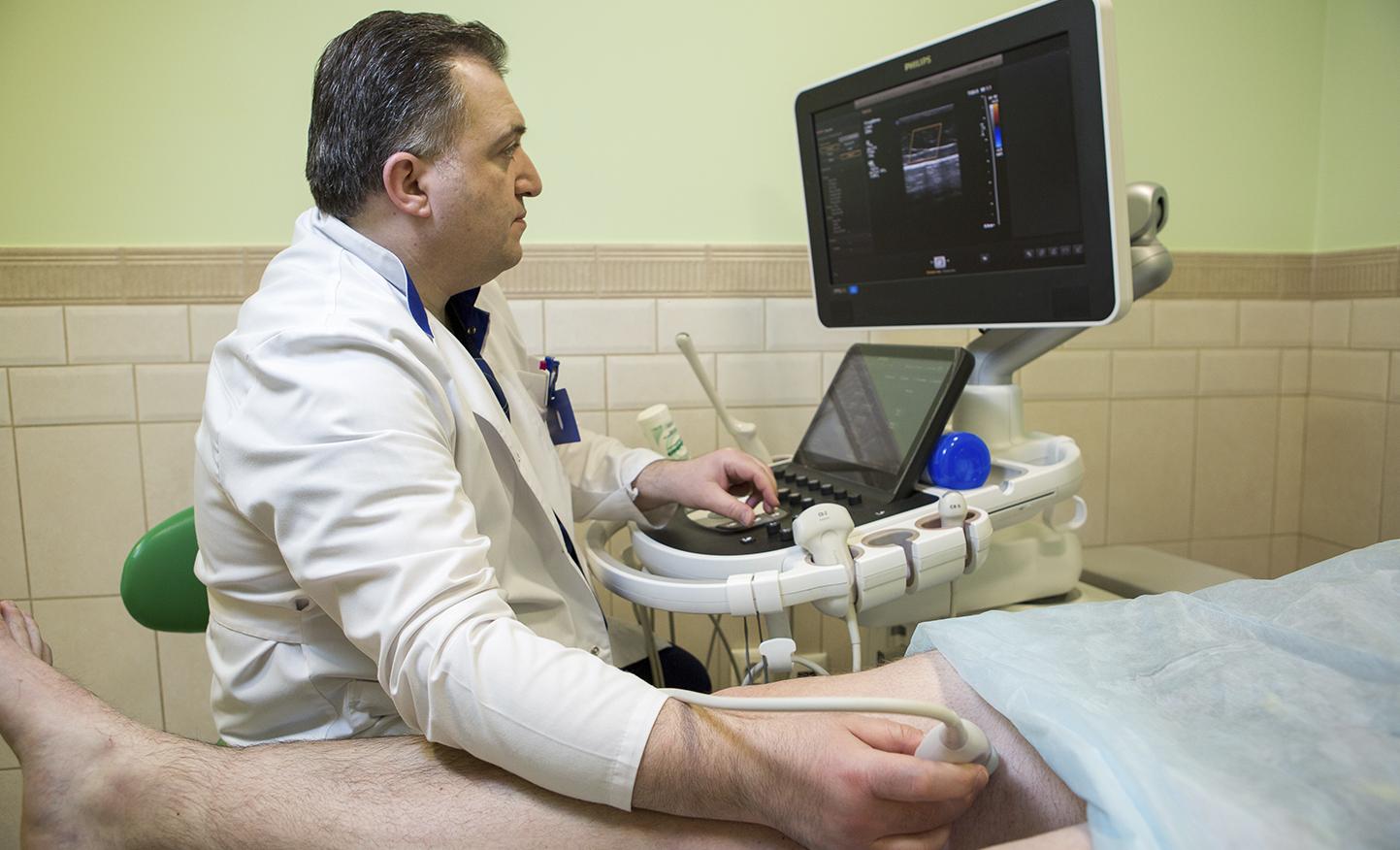 УЗИ вен и сосудов в Люберцах и Лыткарино — цены и запись в клинику ...
